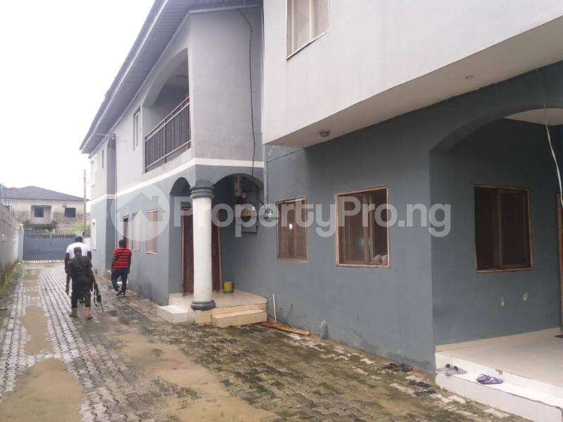 4 bedroom Semi Detached Duplex for sale 10 Joseph Imobio Close, Victory Estate Thomas estate Ajah Lagos - 0
