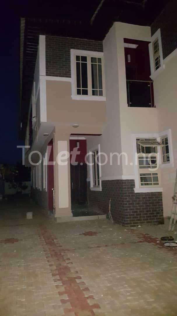 4 bedroom House for rent Peninsula Garden Estate Sangotedo Ajah Lagos - 1