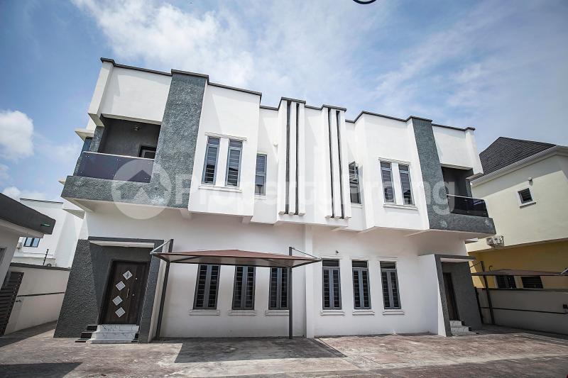 4 bedroom Semi Detached Duplex House for sale Off Orchid Hotel Road Ikota Lekki Lagos - 1