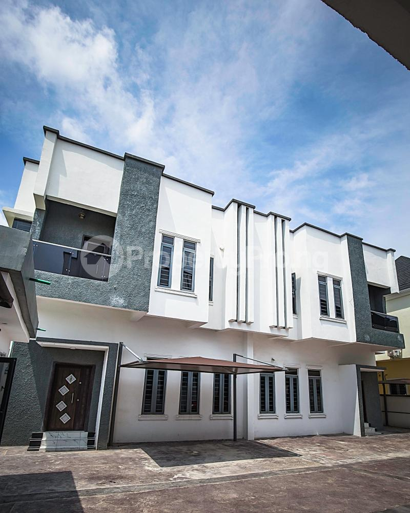 4 bedroom Semi Detached Duplex House for sale Off Orchid Hotel Road Ikota Lekki Lagos - 2