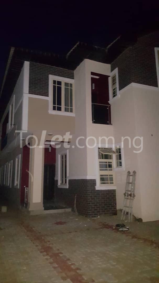 4 bedroom House for rent Peninsula Garden Estate Sangotedo Ajah Lagos - 0
