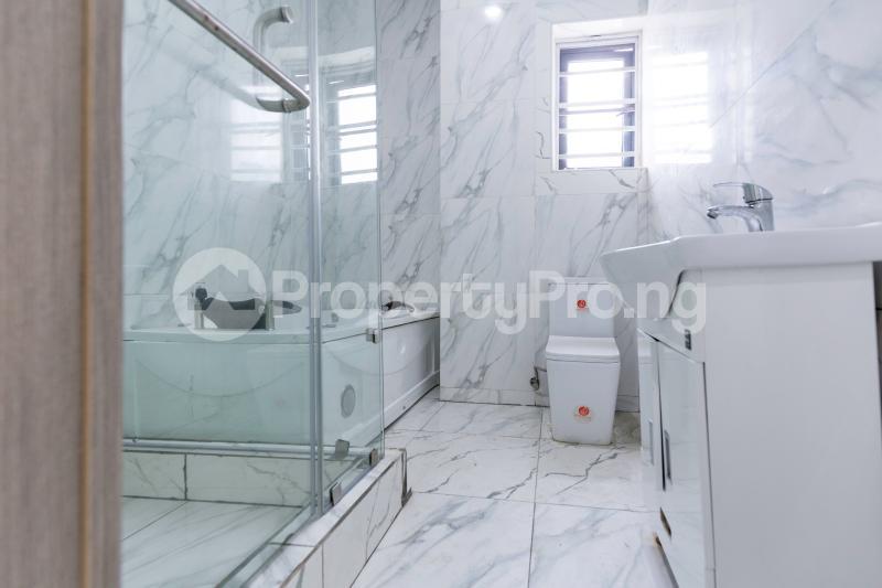 4 bedroom Semi Detached Duplex House for sale Off Orchid Hotel Road Ikota Lekki Lagos - 5