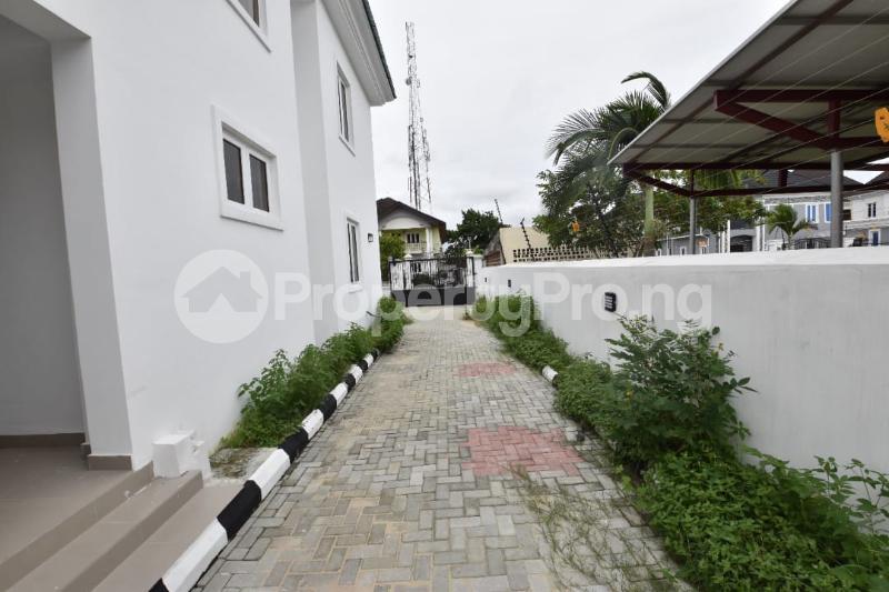 4 bedroom Semi Detached Duplex for rent Eden garden Estate Ajah Lagos - 1