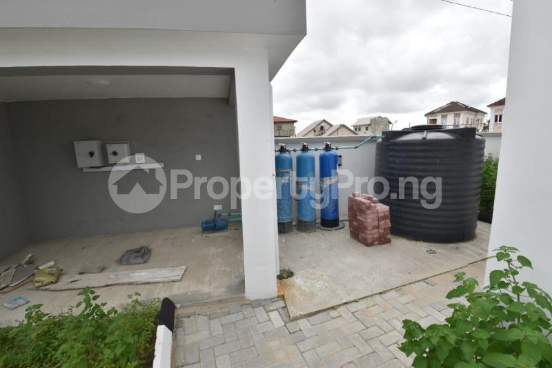 4 bedroom Semi Detached Duplex for rent Eden garden Estate Ajah Lagos - 3
