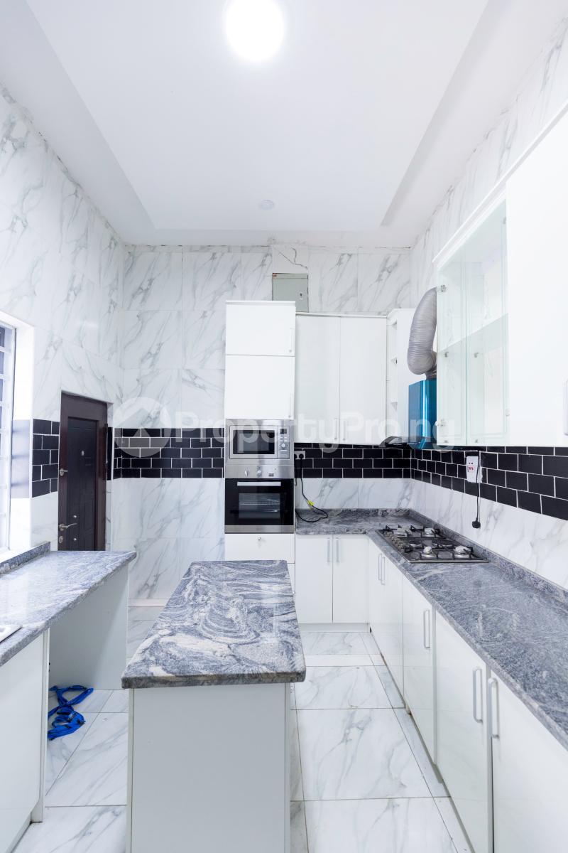 4 bedroom Semi Detached Duplex House for sale Off Orchid Hotel Road Ikota Lekki Lagos - 9