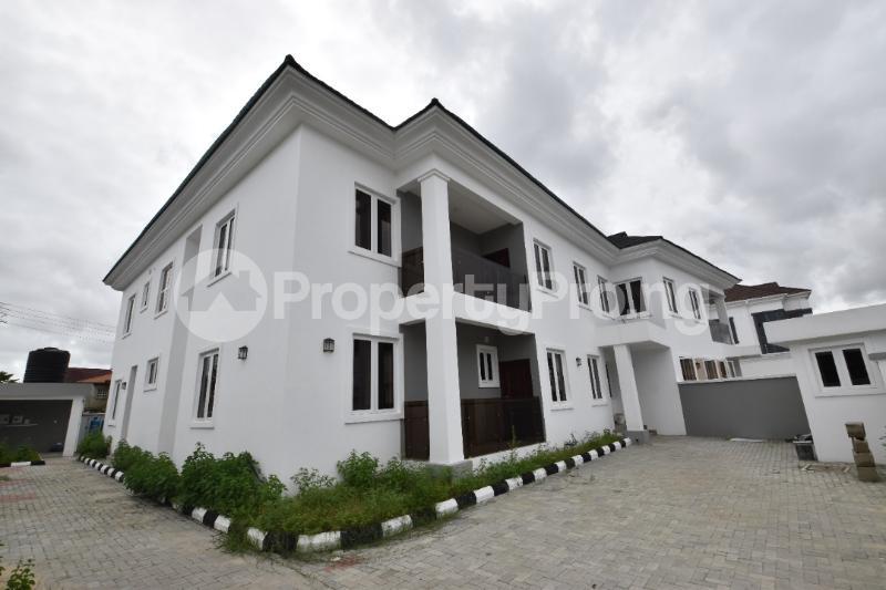 4 bedroom Semi Detached Duplex for rent Eden Garden Estate Eden garden Estate Ajah Lagos - 0