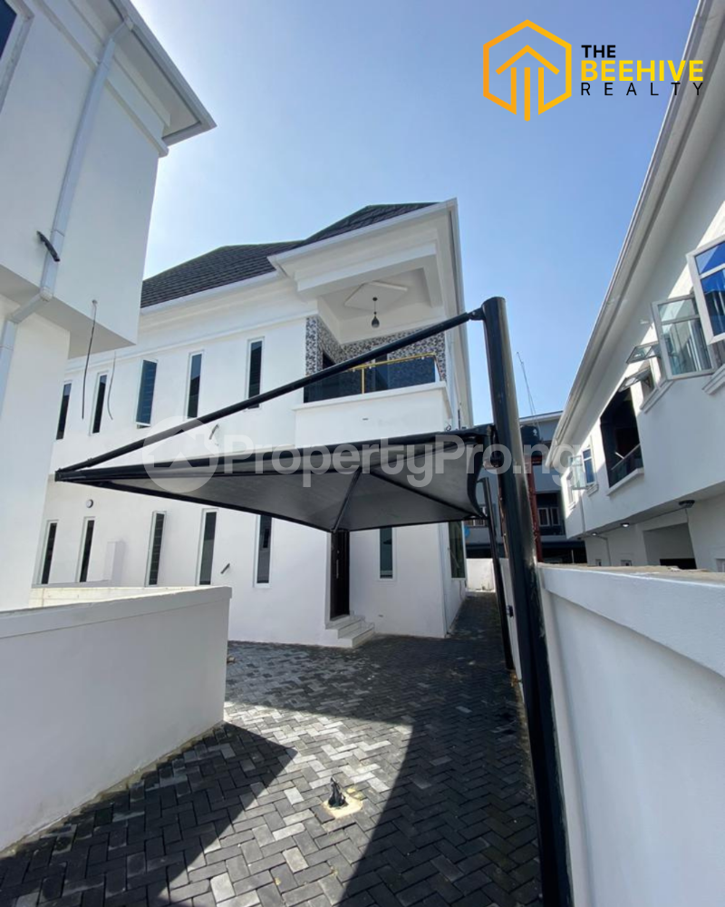 4 bedroom Semi Detached Duplex House for sale Ajah Lagos - 0
