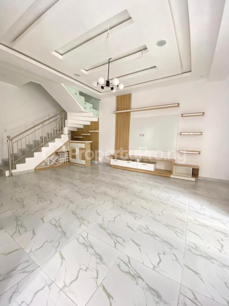 4 bedroom Semi Detached Duplex House for sale chevron Lekki Lagos - 7