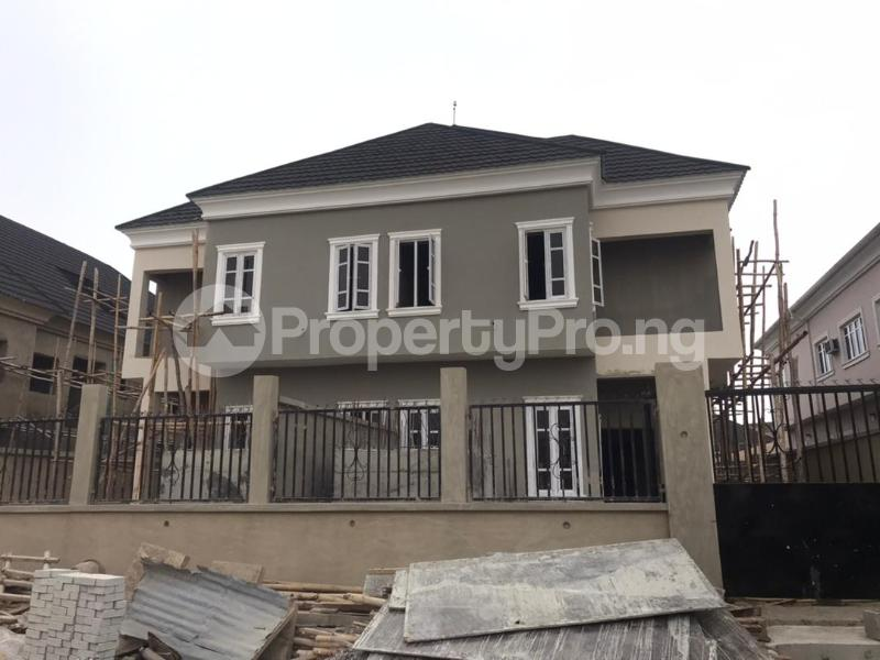 4 bedroom Semi Detached Duplex for sale Glory Estate Ifako-gbagada Gbagada Lagos - 0