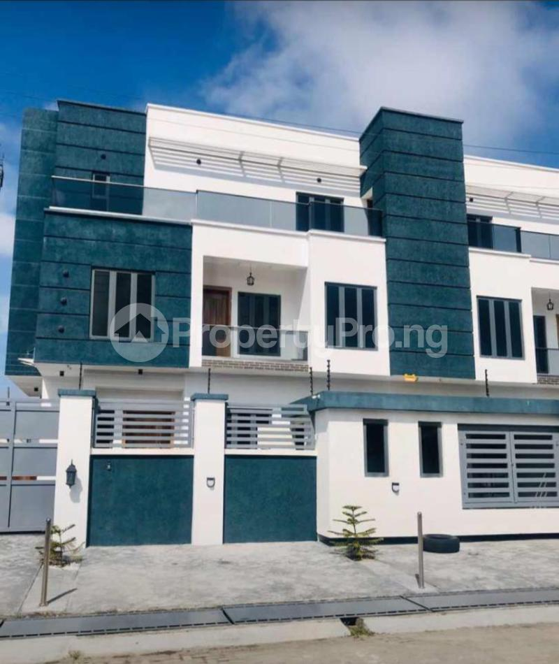 Semi Detached Duplex House for sale Lekki Lagos - 0