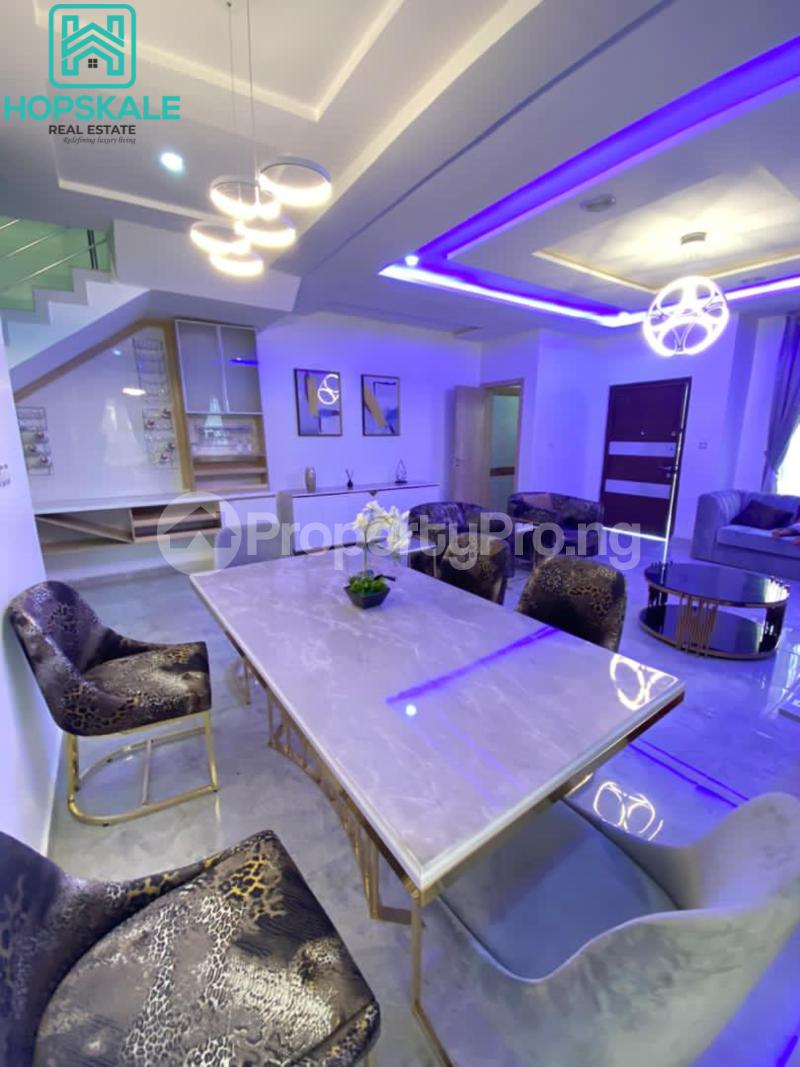 4 bedroom Semi Detached Duplex House for sale Ikate Lekki Lagos - 2