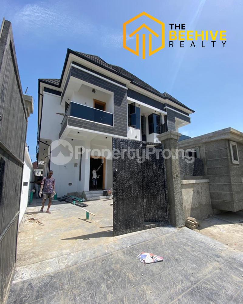 4 bedroom Semi Detached Duplex House for sale Idado Lekki Lagos - 0
