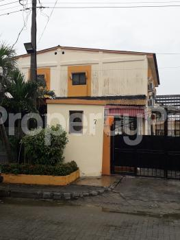 4 bedroom Semi Detached Duplex House for sale Isaale Eko street Dolphin Estate Ikoyi Lagos - 0