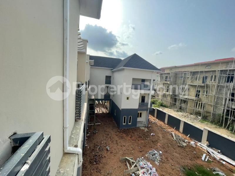 4 bedroom Semi Detached Duplex House for sale Guzape Abuja - 2