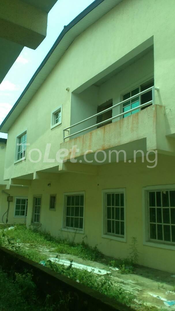 4 bedroom House for sale Km 24, Opposite Abraham Adesanya Lekki Gardens estate Ajah Lagos - 1