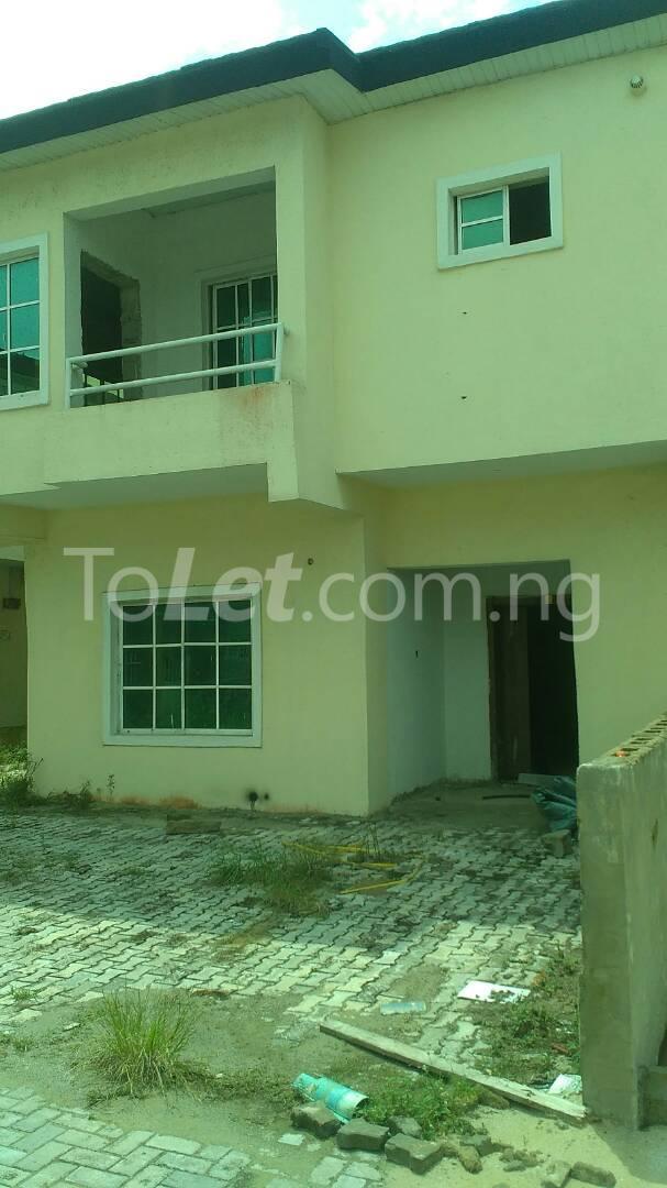 4 bedroom House for sale Km 24, Opposite Abraham Adesanya Lekki Gardens estate Ajah Lagos - 2