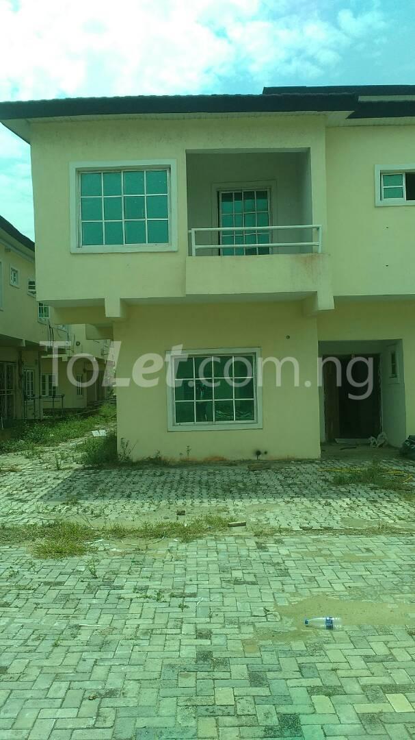 4 bedroom House for sale Km 24, Opposite Abraham Adesanya Lekki Gardens estate Ajah Lagos - 0