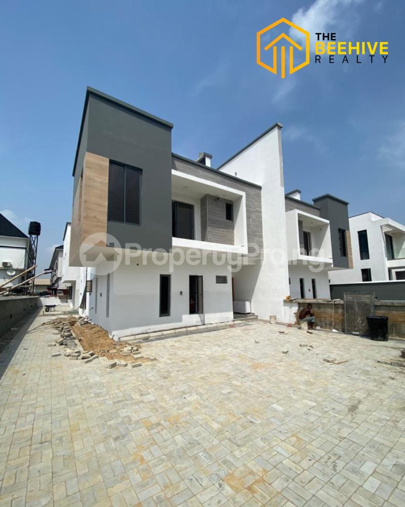 4 bedroom Semi Detached Duplex House for sale Lekki County Homes, Megamound Ikota Lekki Lagos - 1