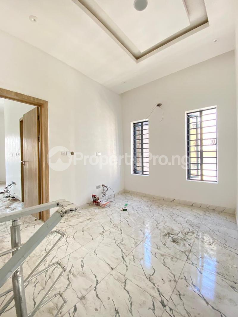 4 bedroom Semi Detached Duplex House for sale Idado Lekki Lagos - 9