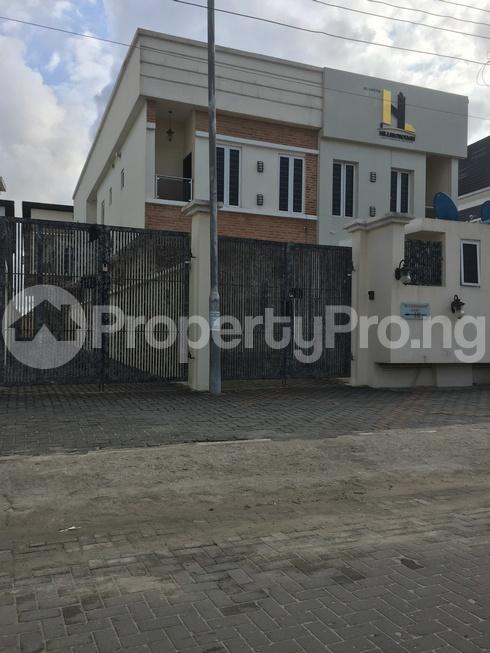 4 bedroom Semi Detached Duplex House for sale chevron drive  chevron Lekki Lagos - 1