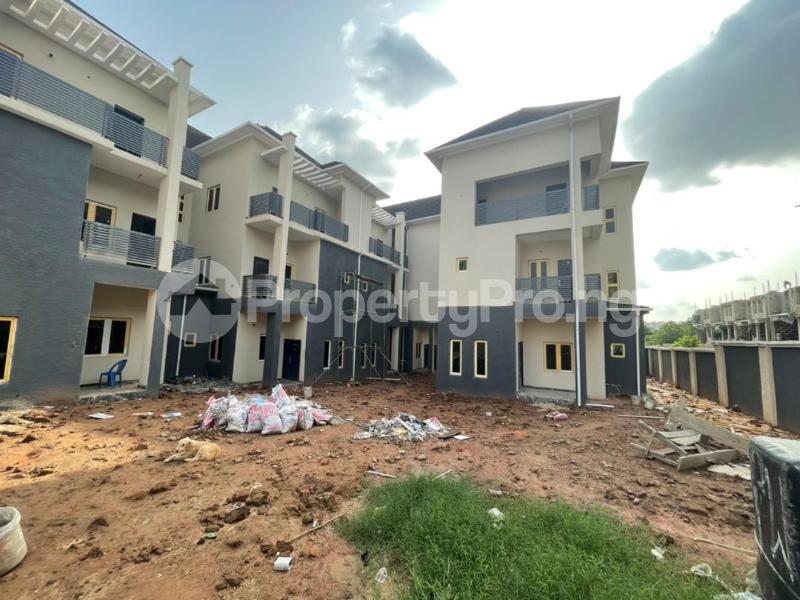 4 bedroom Semi Detached Duplex House for sale Guzape Abuja - 0