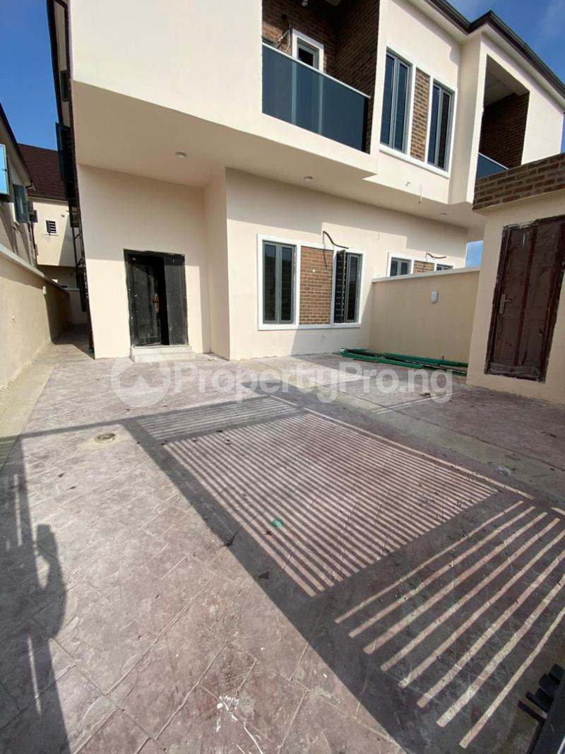 4 bedroom Semi Detached Duplex House for sale Orchid chevron Lekki Lagos - 11