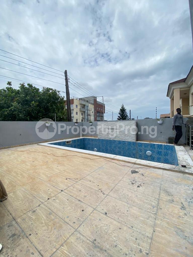 4 bedroom Semi Detached Duplex House for sale Lekki Phase 1 Lekki Lagos - 1