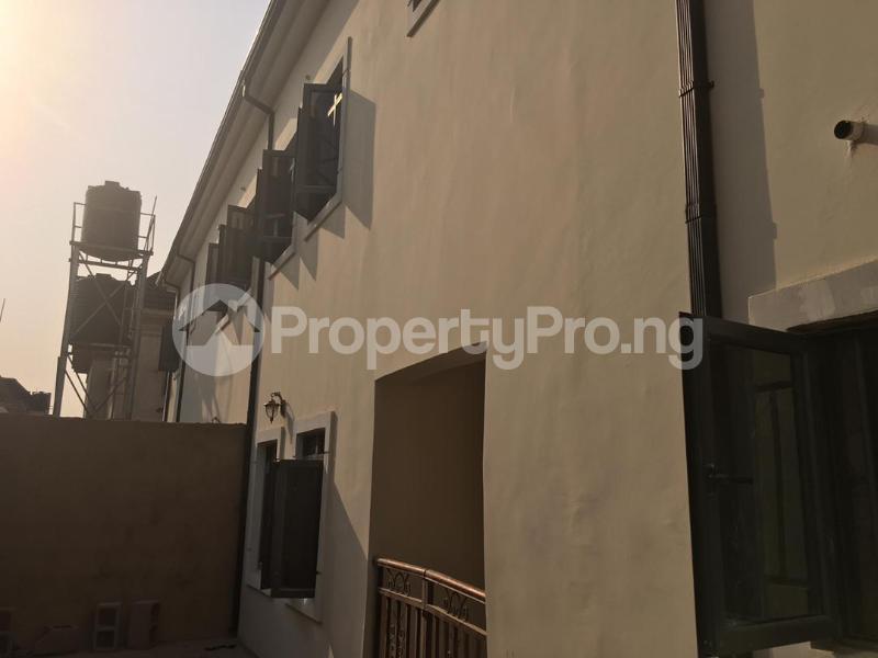 4 bedroom Semi Detached Duplex House for sale Chime Estate, Thinkers Corner Enugu Enugu - 4