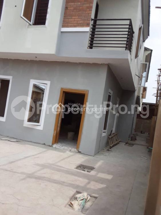 Semi Detached Duplex House for sale .... Allen Avenue Ikeja Lagos - 2