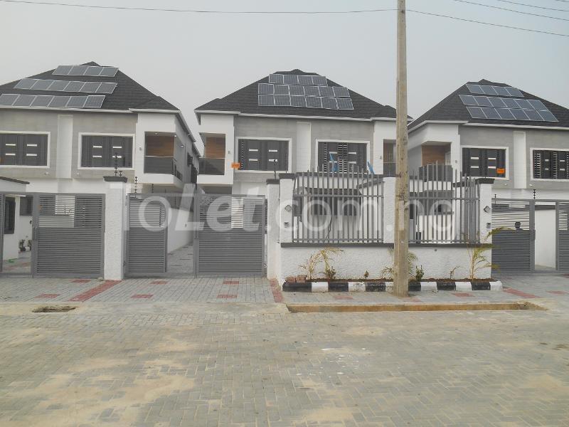 4 bedroom House for sale White Oak Estate, Ologolo Lekki Lagos - 7