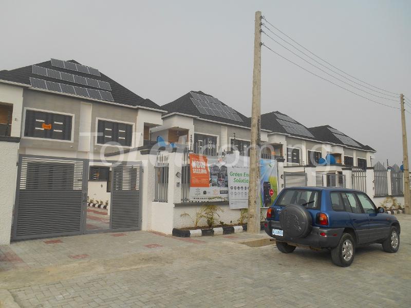 4 bedroom House for sale White Oak Estate, Ologolo Lekki Lagos - 2