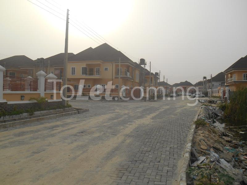 4 bedroom House for sale White Oak Estate, Ologolo Lekki Lagos - 1