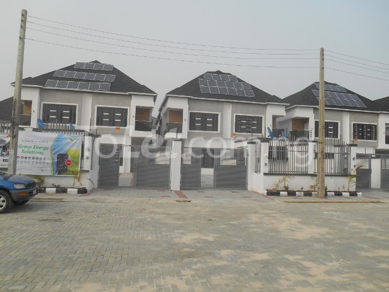 4 bedroom House for sale White Oak Estate, Ologolo Lekki Lagos - 3