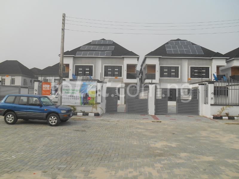 4 bedroom House for sale White Oak Estate, Ologolo Lekki Lagos - 4