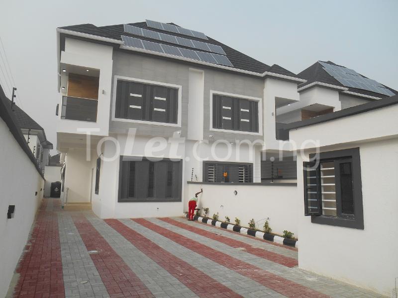 4 bedroom House for sale White Oak Estate, Ologolo Lekki Lagos - 0