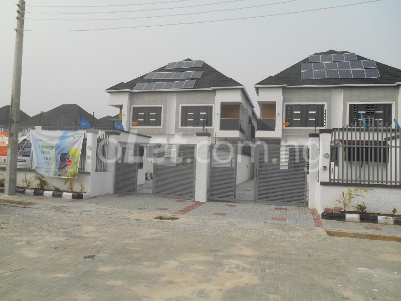 4 bedroom House for sale White Oak Estate, Ologolo Lekki Lagos - 6