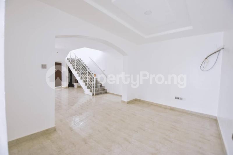 4 bedroom Semi Detached Duplex House for rent Buena Vista Estate chevron Lekki Lagos - 4