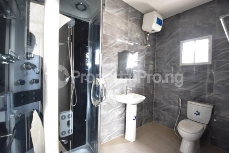 4 bedroom Semi Detached Duplex House for rent Buena Vista Estate chevron Lekki Lagos - 1