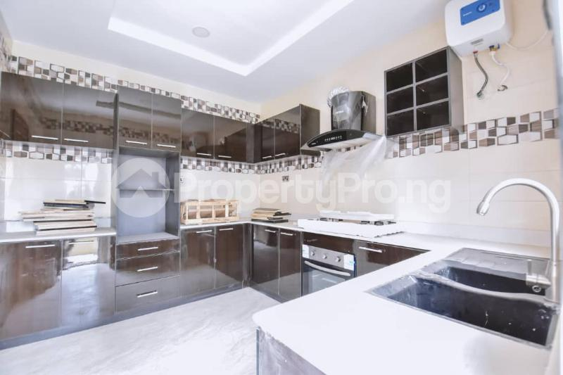 4 bedroom Semi Detached Duplex House for rent Buena Vista Estate chevron Lekki Lagos - 5
