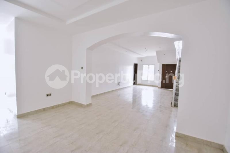 4 bedroom Semi Detached Duplex House for rent Buena Vista Estate chevron Lekki Lagos - 2