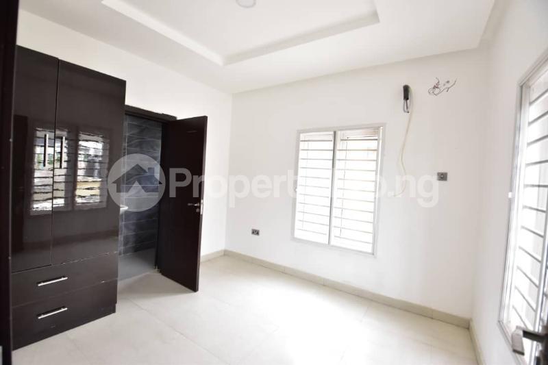 4 bedroom Semi Detached Duplex House for rent Buena Vista Estate chevron Lekki Lagos - 6