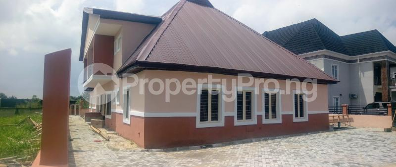 4 bedroom Semi Detached Bungalow House for sale Pearl Gardens Estate Monastery road Sangotedo Lagos - 9