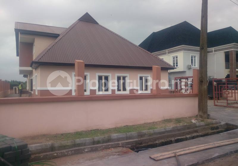 4 bedroom Semi Detached Bungalow House for sale Pearl Gardens Estate Monastery road Sangotedo Lagos - 1
