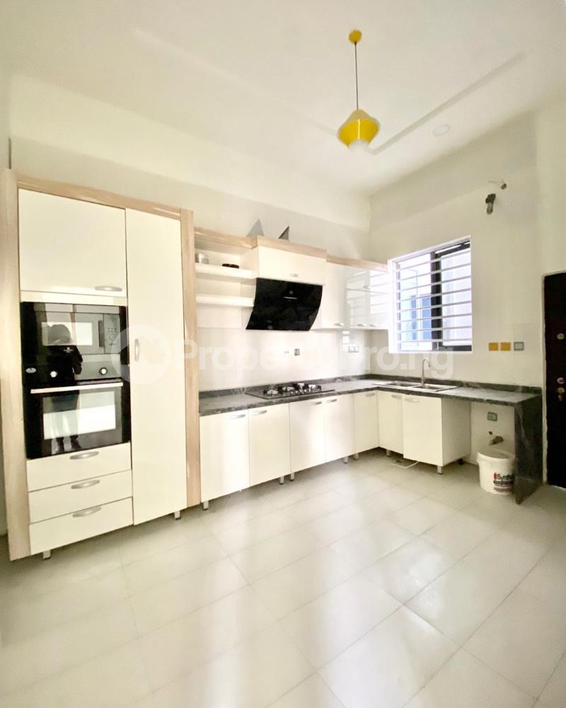 4 bedroom Semi Detached Duplex House for sale Off 2nd Toll Gate Lekki Lagos - 3