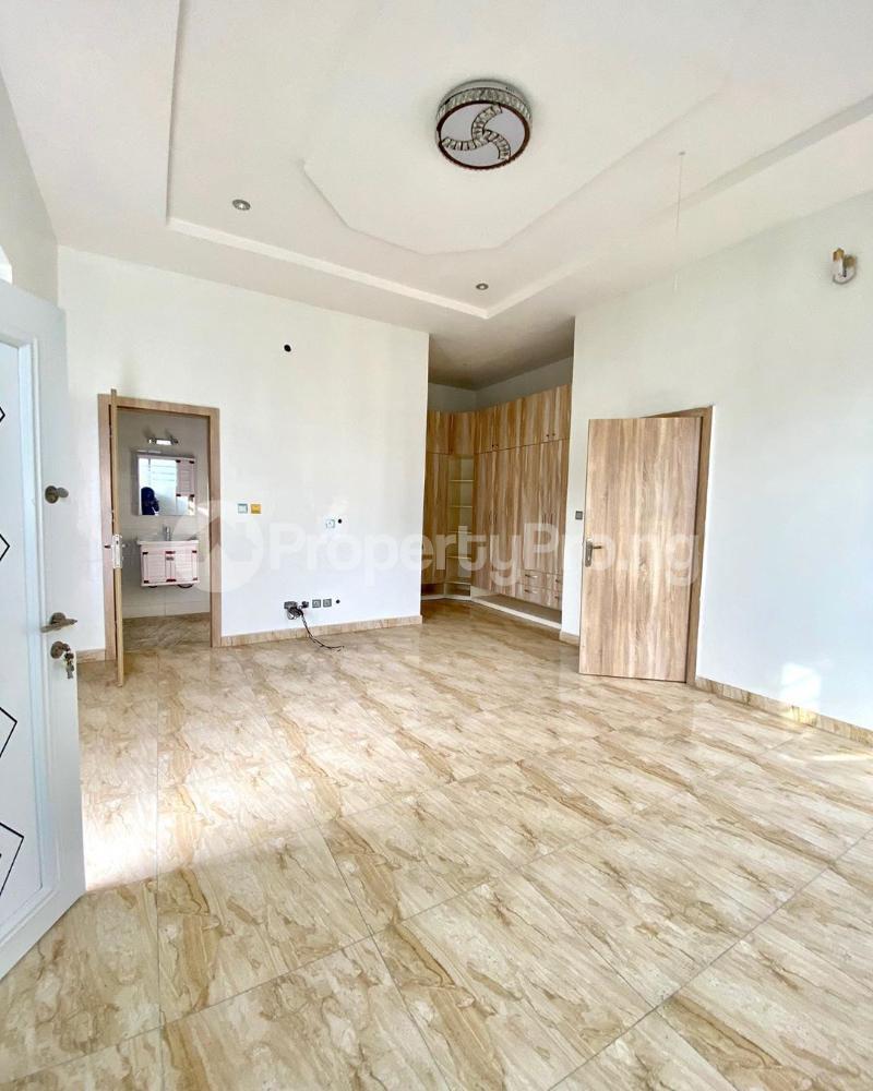 4 bedroom Semi Detached Duplex House for sale Off 2nd Toll Gate Lekki Lagos - 5