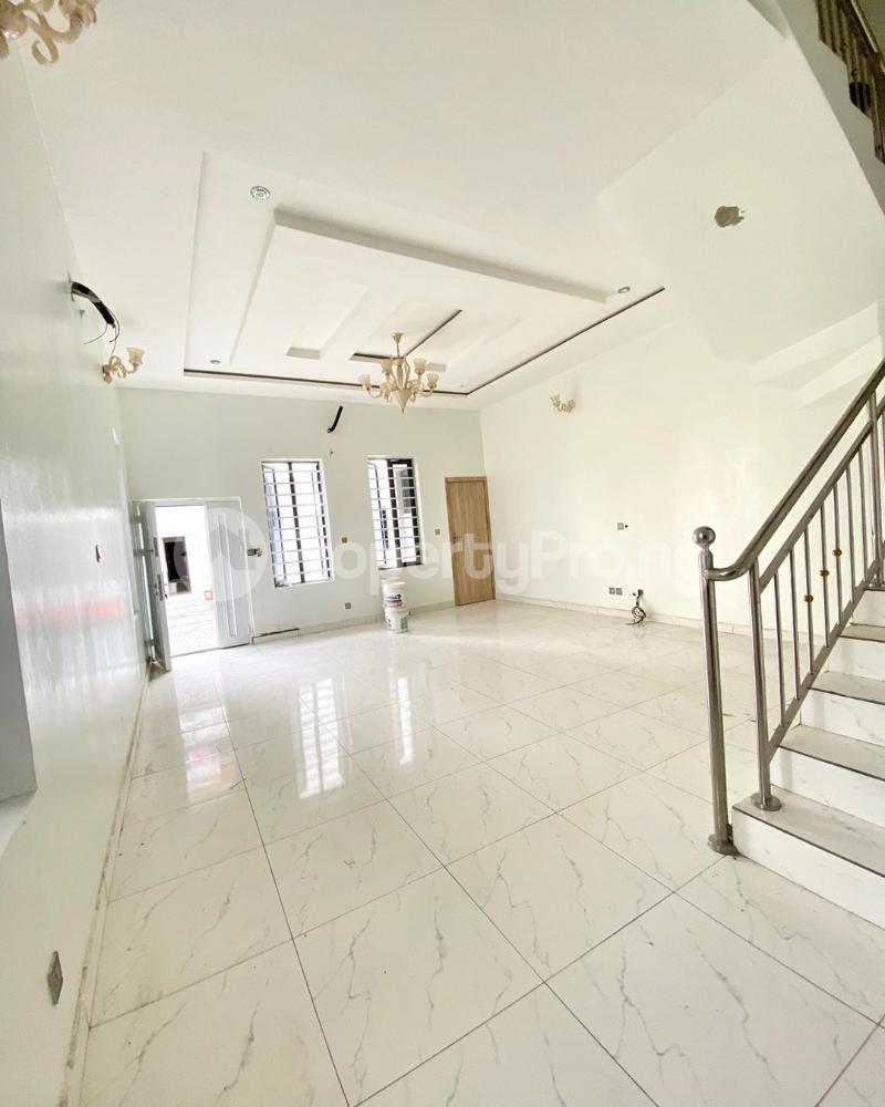 4 bedroom Semi Detached Duplex House for sale Off 2nd Toll Gate Lekki Lagos - 1