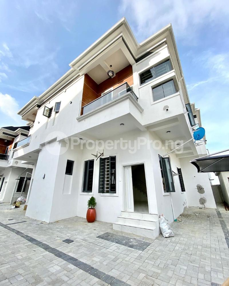 4 bedroom Semi Detached Duplex House for sale Off 2nd Toll Gate Lekki Lagos - 0