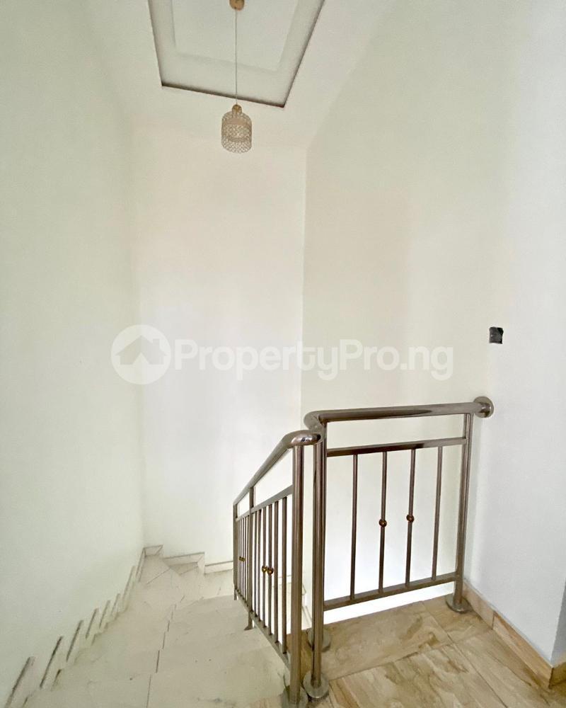4 bedroom Semi Detached Duplex House for sale Off 2nd Toll Gate Lekki Lagos - 4