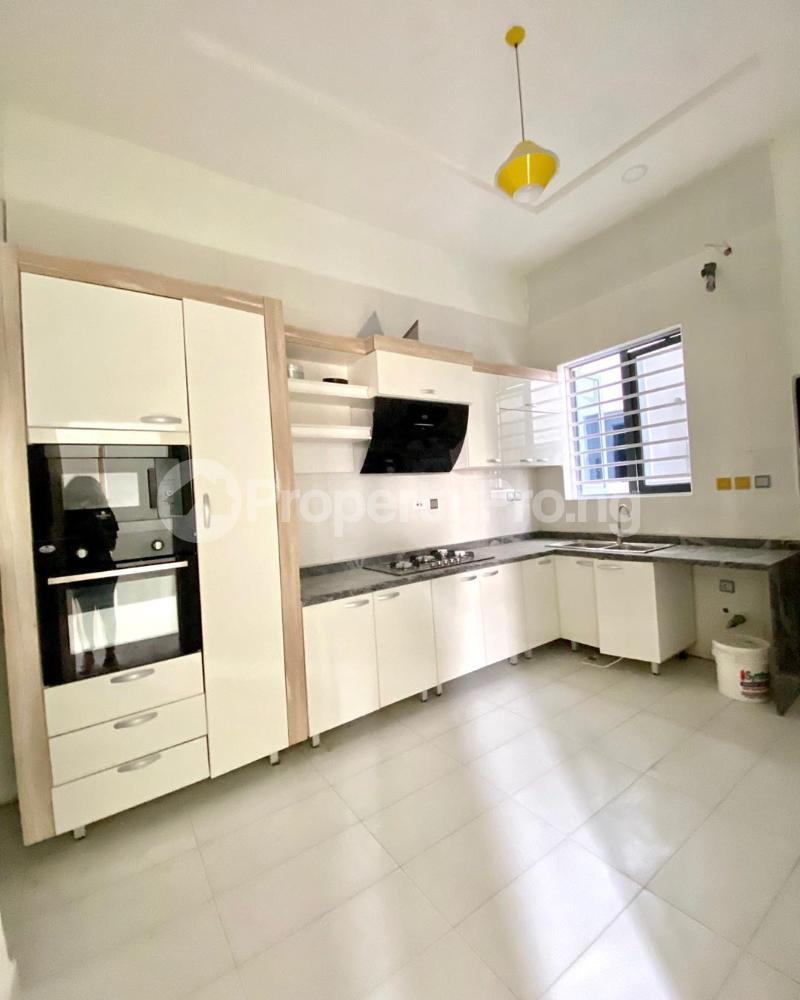 4 bedroom Semi Detached Duplex House for sale Off 2nd Toll Gate Lekki Lagos - 2