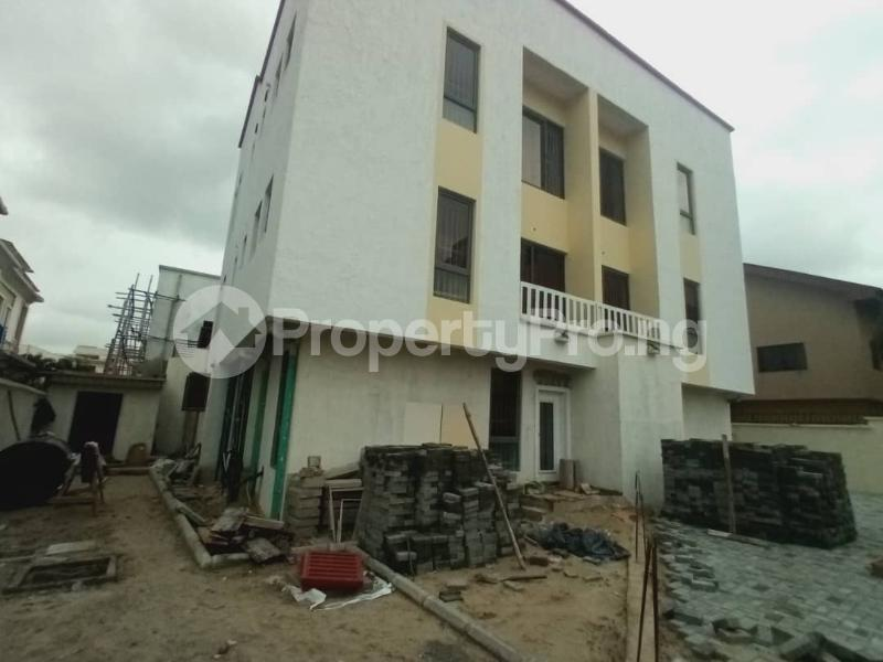 4 bedroom Semi Detached Duplex House for sale Parkview  Parkview Estate Ikoyi Lagos - 0